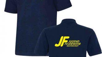 Poloshirt Feuerwehr Navy 2000 600X600@2X