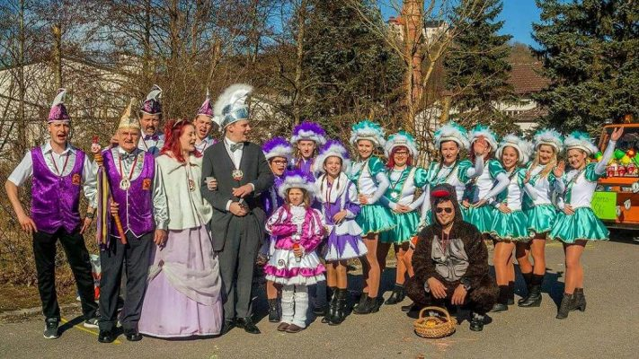 Carneval Streufdorf